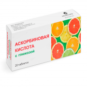 Аскорбиновая Кислота С Глюкозой