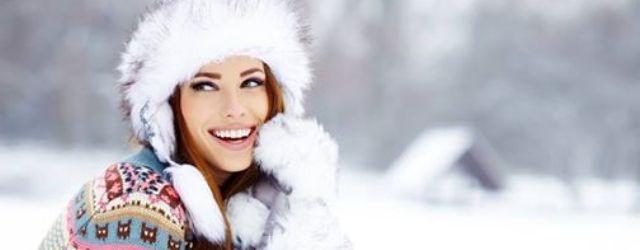 Мороз и кожа: правила ухода
