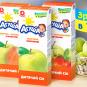 Любимые детские соки «Агуша» теперь производятся в Украине
