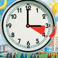 29 марта Украина перейдет на летнее время