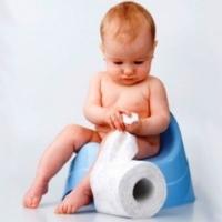 Диарея у детей: советы врача