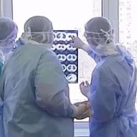 Украинские врачи спасли ребенка с 4-й стадией рака