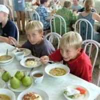 Питание детей в санаториях улучшится, - Кабмин