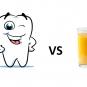 Почему детский стоматолог не любит соки