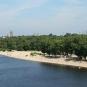 Пляжи Киева: где разрешено купаться