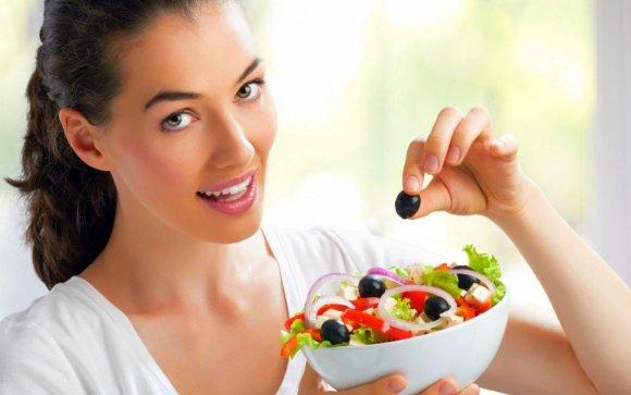 Правильное питание и диетического питания в похудении