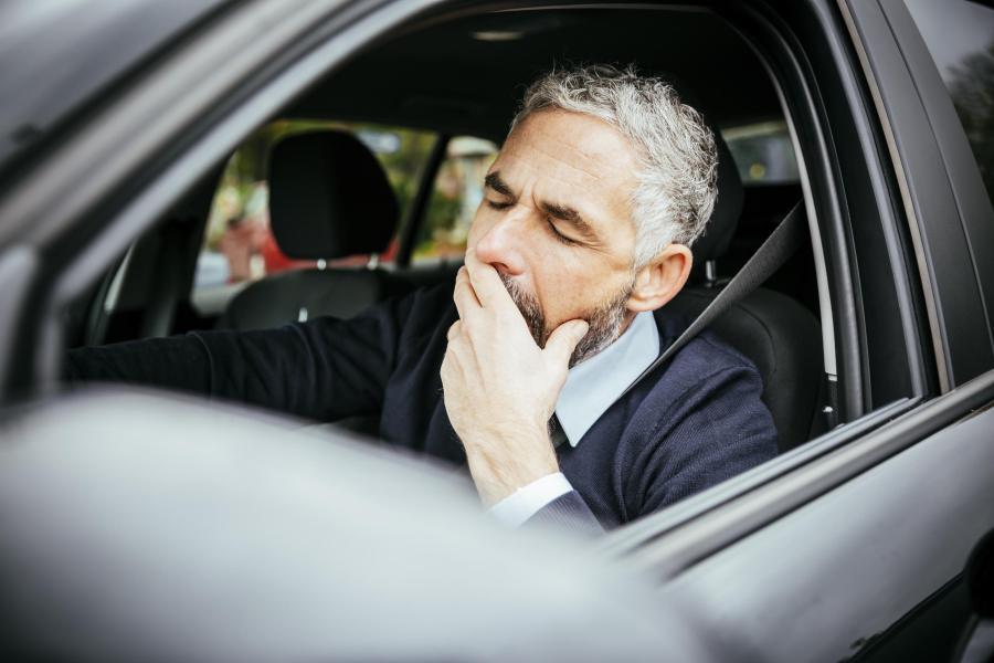 Сердечный приступ за рулем