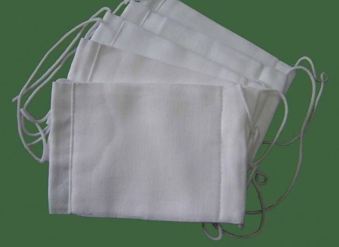 Защита в сезон простуд: ватно-марлевая повязка своими руками