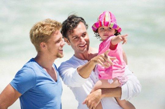 Гомосексуальные семьи