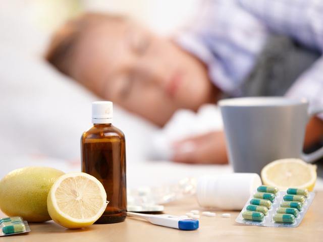 Почти 5000 человек заболело гриппом в Харькове