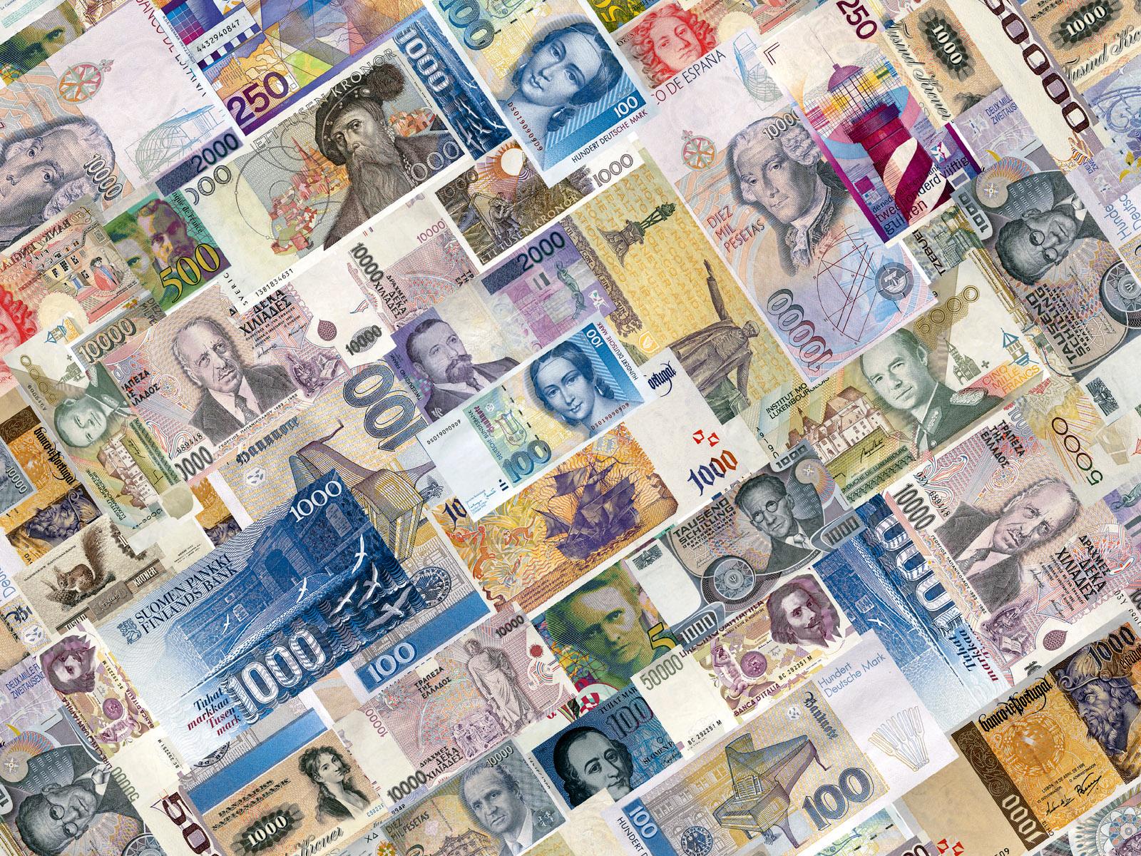 Названы самые грязные деньги в европе