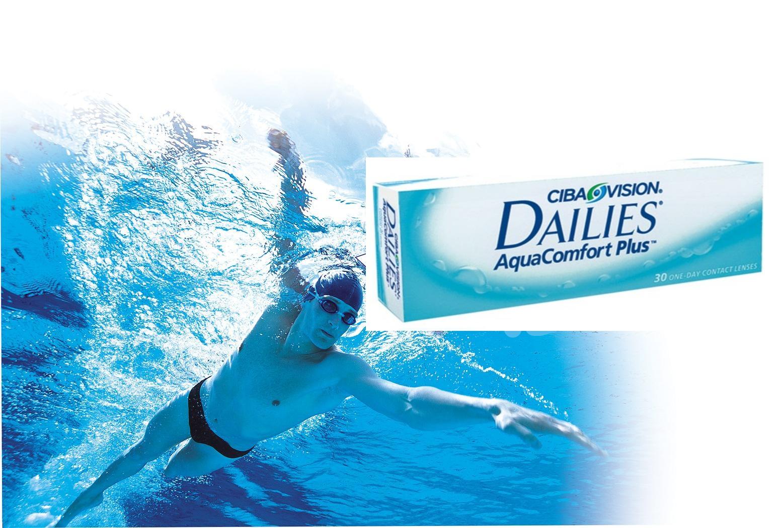 Dailies контактные линзы   lensgoru