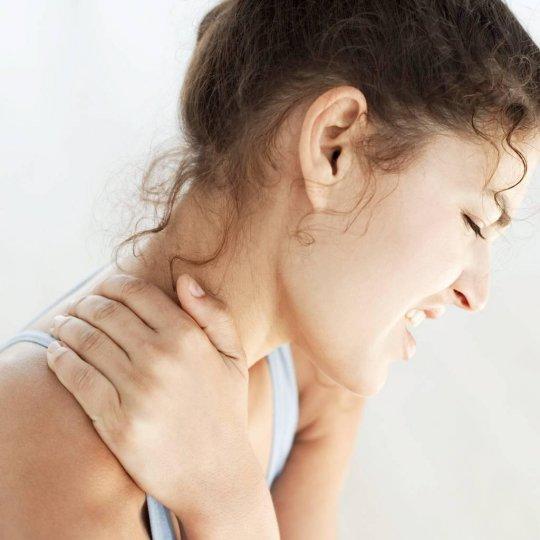 Шейный остеохондроз и боли в ушах, Боли при шейном остеохондрозе