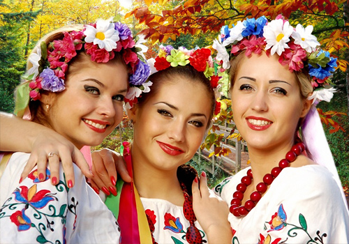 Ученые будут искать «ген красоты» украинских женщин
