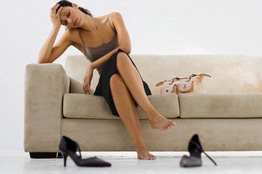Упражнения против усталости
