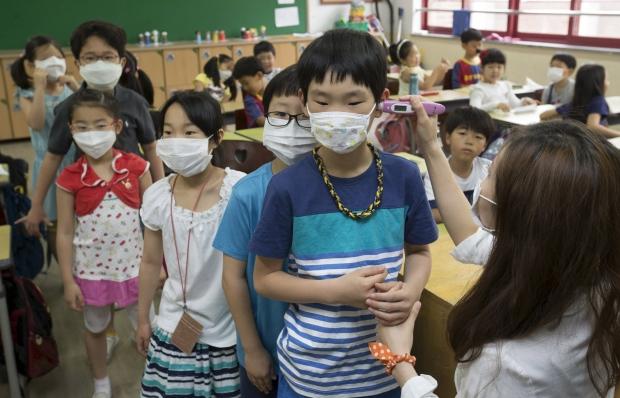 Южная Корея остановила коронавирус MERS