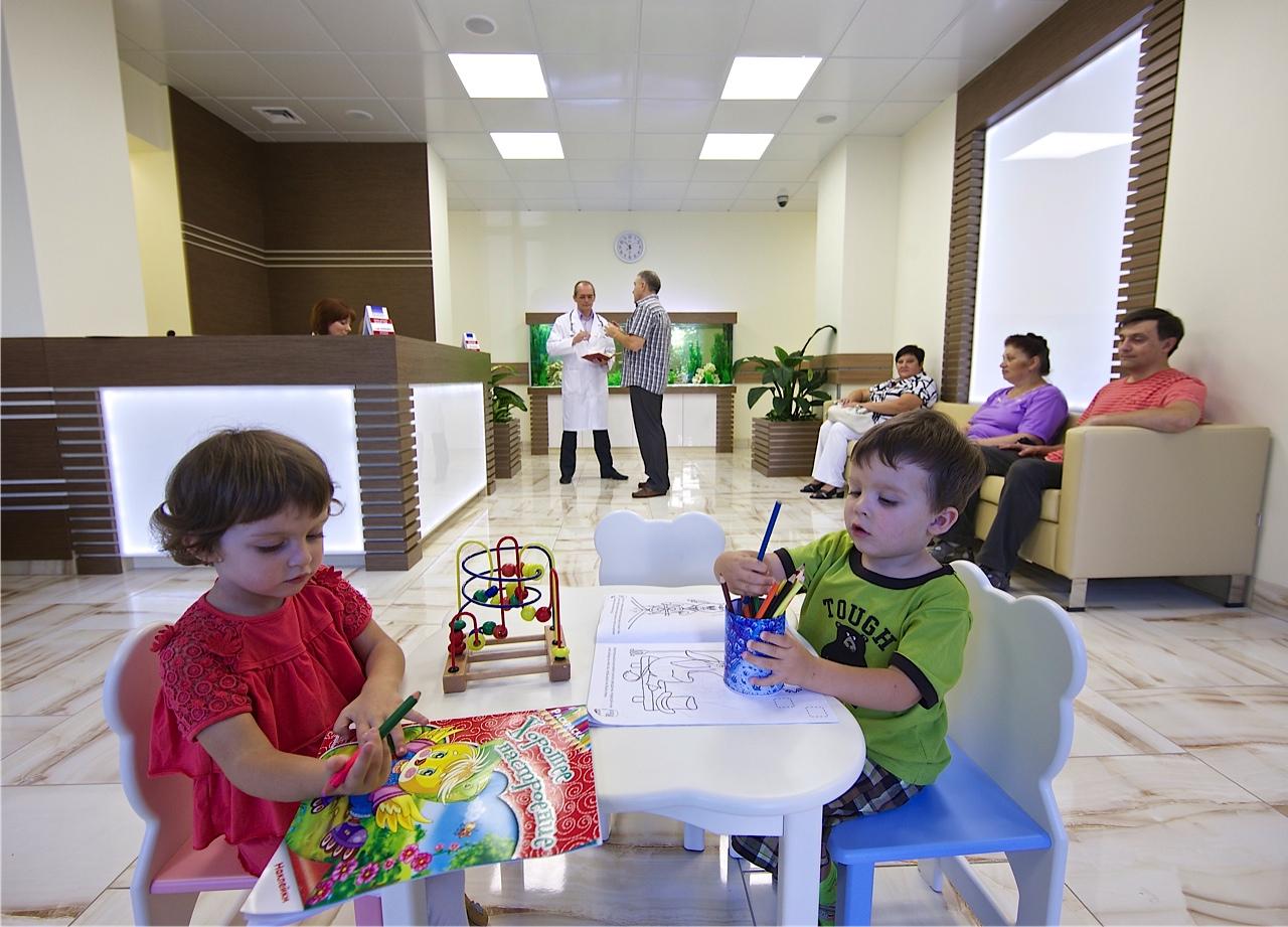 Детские больницы липецкой области