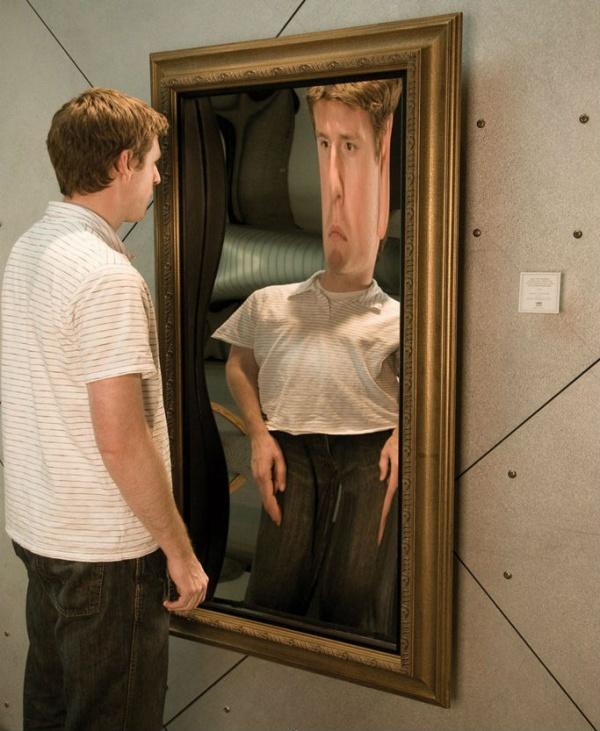 Зеркало поможет диагностировать болезни