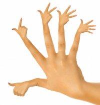 идеальная рука