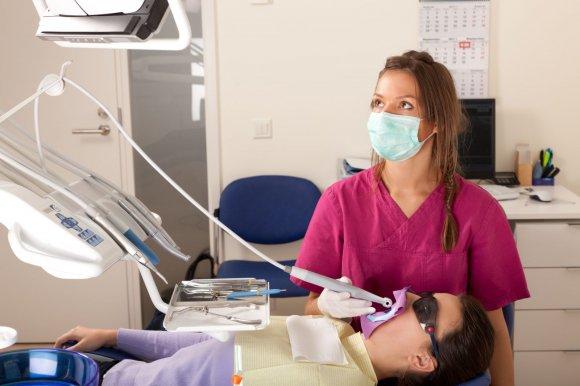 Отбеливание зубов система