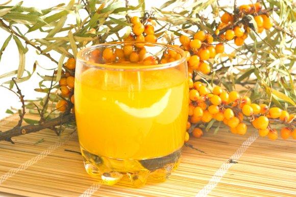 Облепиха и витамин C
