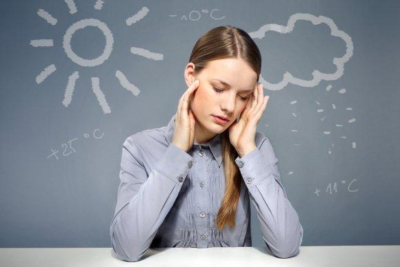 Смена погоды сопровождается тошнотой и головной болью? Возможно, у вас метеозависимость