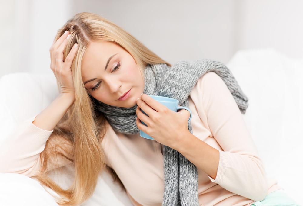 2 недели болит горло: