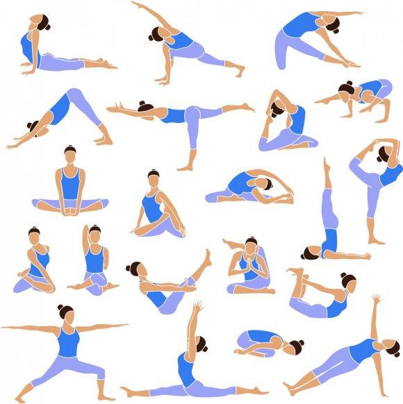Йога в программе живи