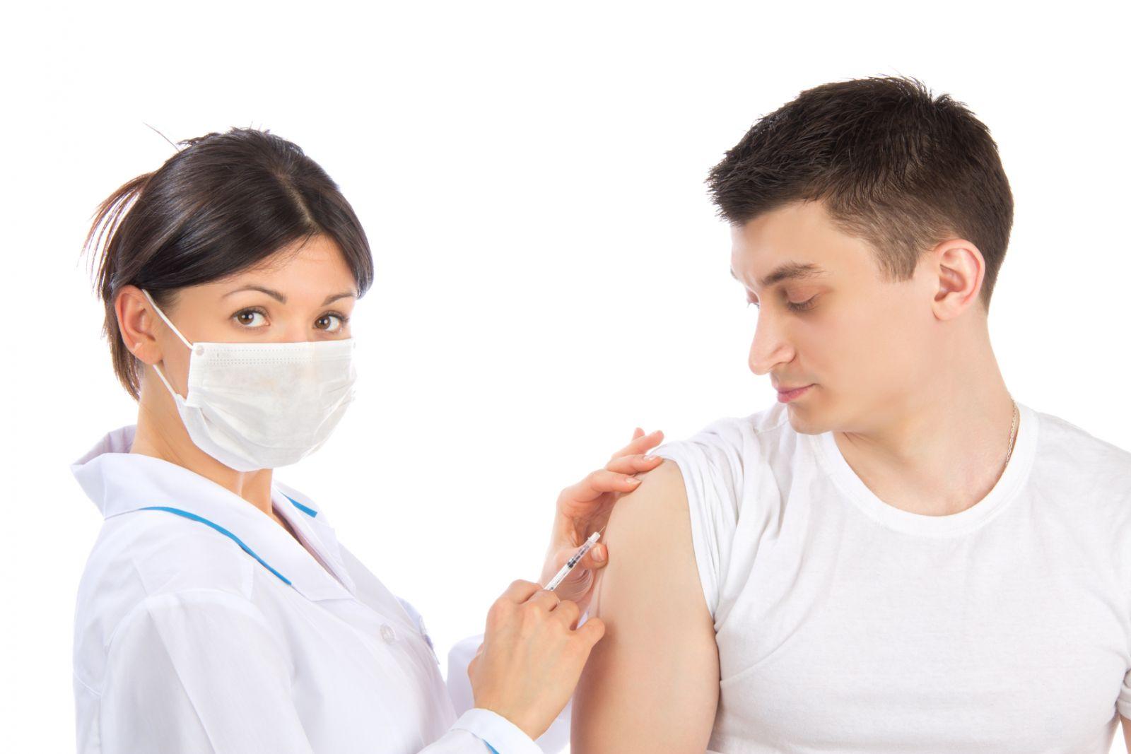 вакцинация для профилактики гриппа