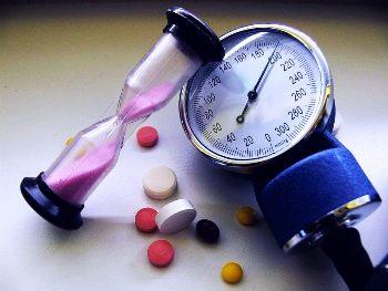гипертонический криз диета