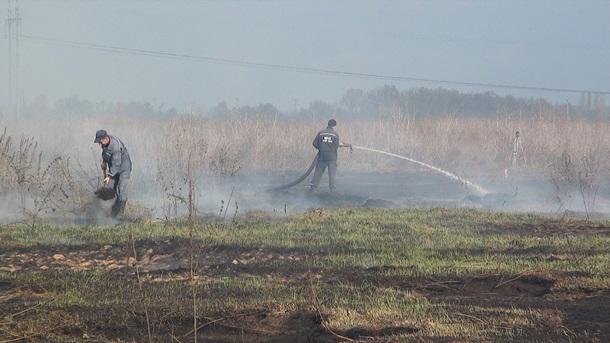 Пожары на торфяниках: чем дышит Киев?