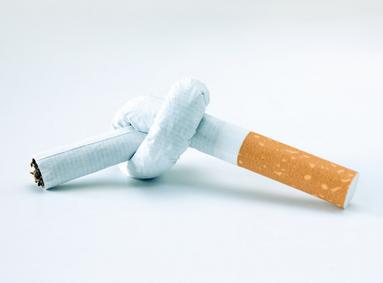 Насколько есть зависимость от курения
