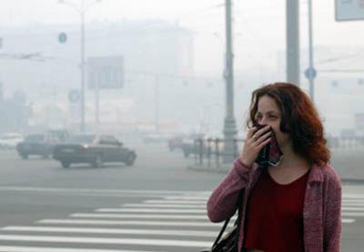 Воздух в Киеве стал опасным, - СЭС