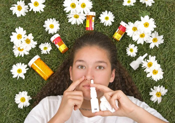 лекарства от аллергии на пыльцу березы