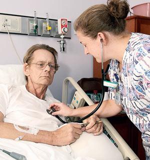 Онкологи из США испытали метод проведения химиотерапии, во время которого не страдают здоровые клетки.