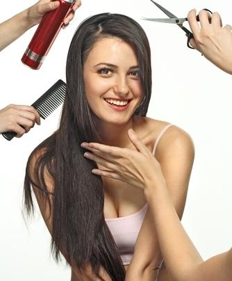 Чтобы быстрей отрастить волосы