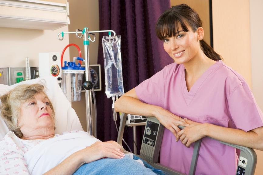 раком медсестра фото