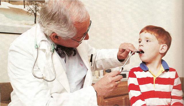 Аллергия при мононуклеозе у детей