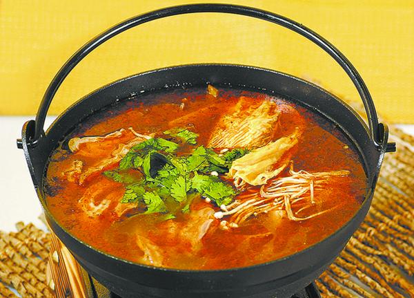 Китайский суп рецепт с фото