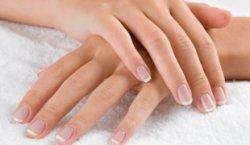 Состояние ногтей человека