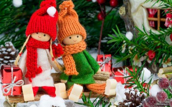 подарки ребенку на Новый год 2016