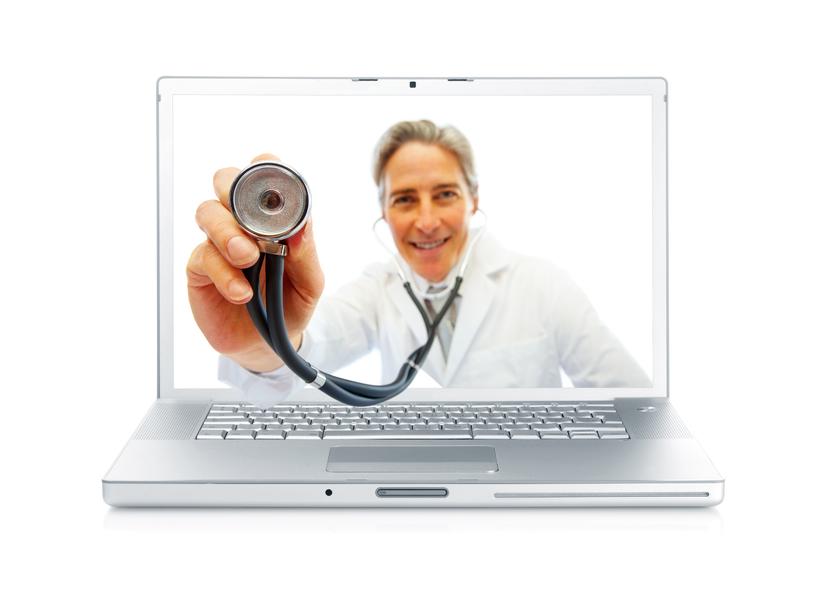 Российские врачи будут лечить через интернет