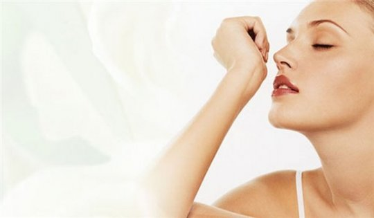 Естественный запах тела
