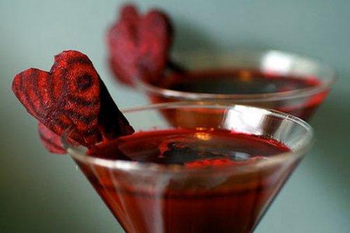 Свекольный сок хорошо влияет на сердце