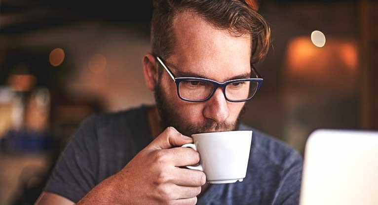 кофе помогает справиться с одышкой