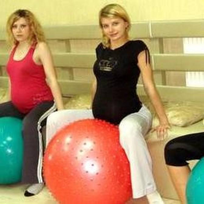 Беременность на майле