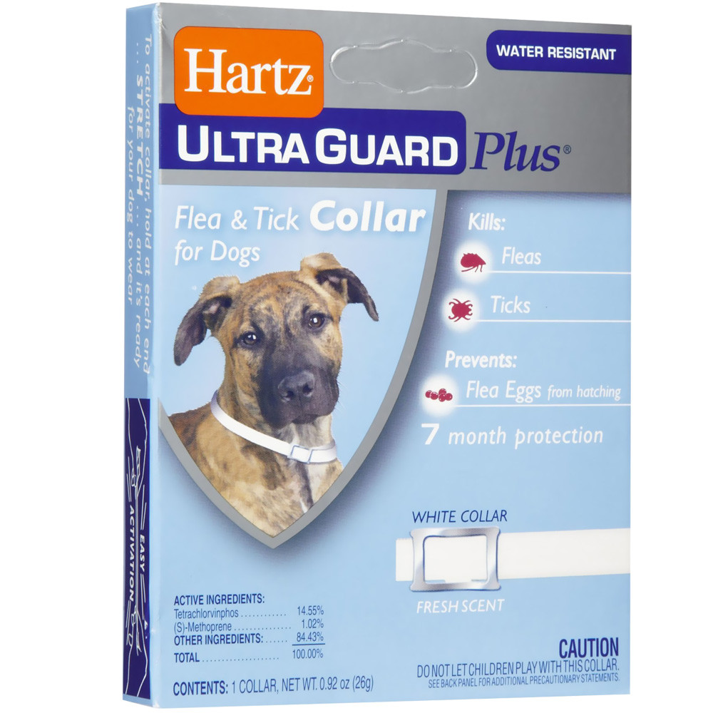 Hartz Ultra Guard Flea s Tick Collar,