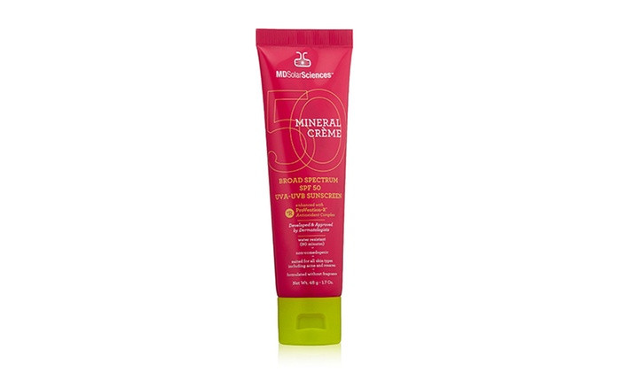 MDSolarSciences Mineral Creme Broad Spectrum Sunscreen SPF 50
