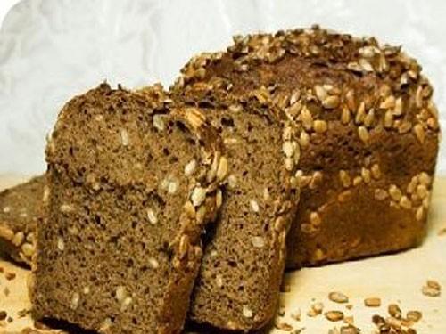 Цельнозерновой хлеб марки