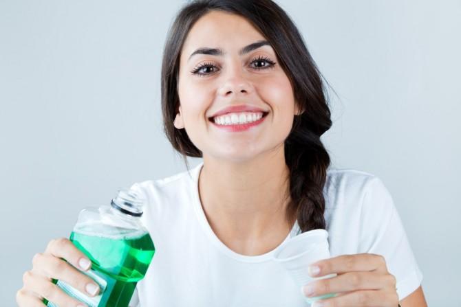 Ополаскиватель для полости рта польза или вред